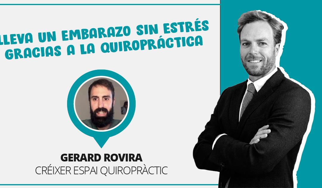 Entrevista con Gerard Rovira de Créixer Espai Quiropràctic