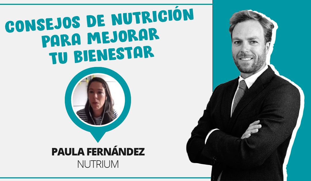 Entrevista a Paula Fernández de Nutrium