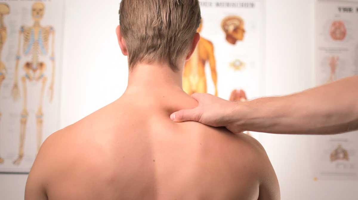 Aliviar el dolor de cuello con la quiropráctica
