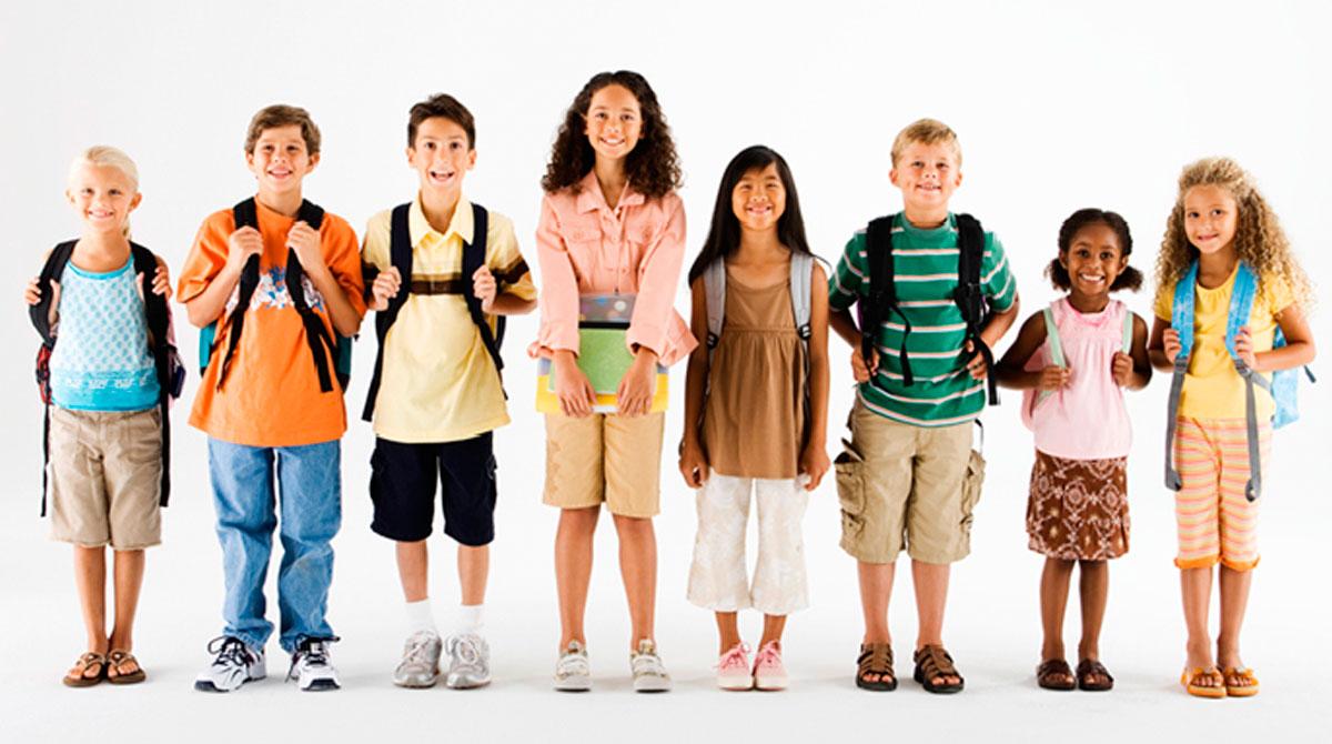 La elección de la mochila escolar es fundamental para prevenir enfermedades y molestias de espalda