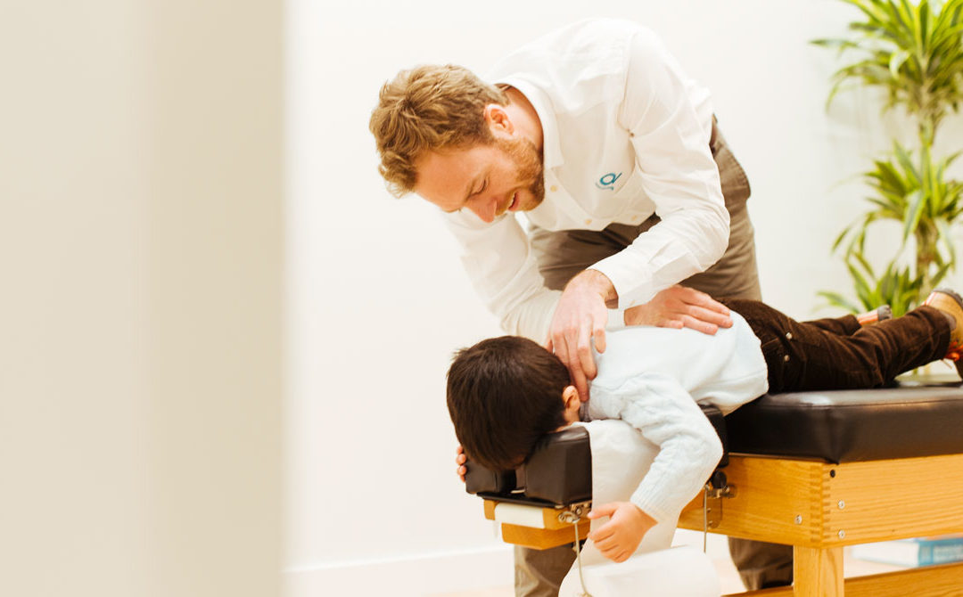 Ayuda a tu hijo a llevar una vida más sana con quiropráctica para niños