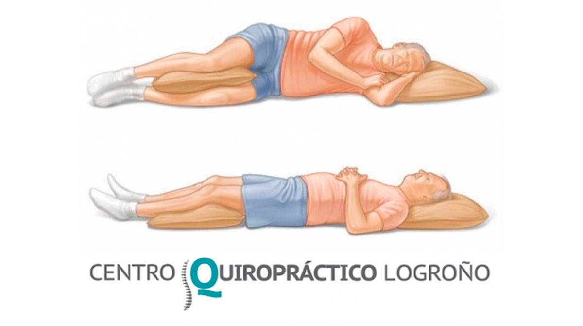 Consejos para dormir con una postura correcta y evitar dolor de espalda