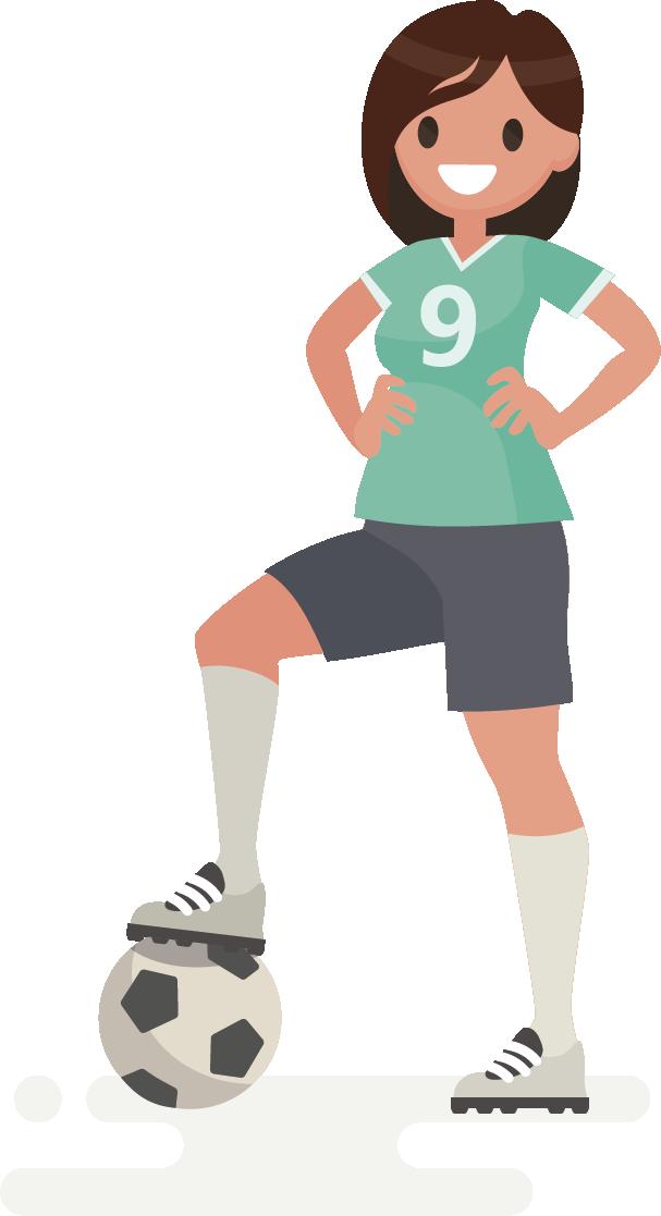 La quiropráctica en jugadores y jugadoras de fútbol