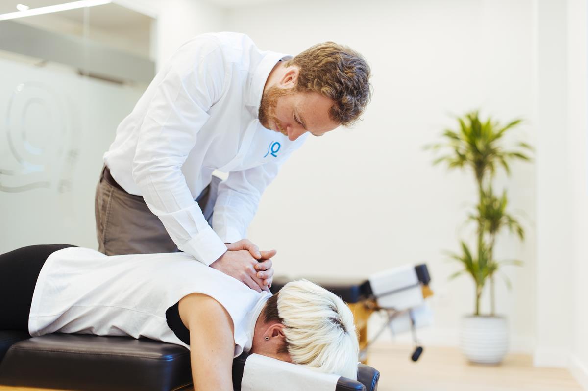 La Quiropráctica ayuda a dormir mejor y equilibrar el cuerpo